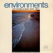 Syntonic Research Inc. - Environments (New Concepts In Stereo Sound - Disc 1)