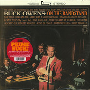 Buck  Owens & His Buckaroos - On The Bandstand Gold Vinyl Edition