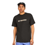 HUF - Blacked Out S/S Tee