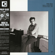 Philip Glass - Music In Twelve Parts - Live In Paris 1975