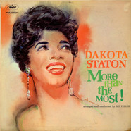 Dakota Staton - More Than The Most
