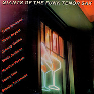V.A. - Giants Of The Funk Tenor Sax
