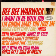 Dee Dee Warwick - I Want To Be With You / I'm Gonna Make You Love Me