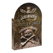 Mötley Crue - The End Limited Deluxe Box