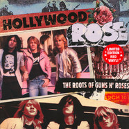 Hollywood Rose - The Roots Of Guns N' Roses Red Vinyl Edition
