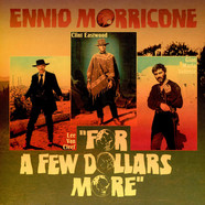Ennio Morricone - OST For A Few Dollars More Purple Vinyl Edition