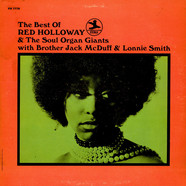 Red Holloway - The Best Of Red Holloway & The Soul Organ Giants with Brother Jack McDuff & Lonnie Smith