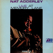 Nat Adderley - Live At Memory Lane