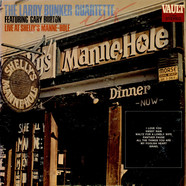 Larry Bunker Quartette Featuring Gary Burton - Live At Shelly's Manne-Hole
