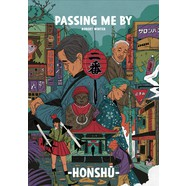 Robert Winter - Passing Me By - Honshu