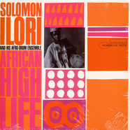 Solomon Ilori & His Afro-Drum Ensemble - African High Life