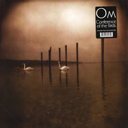 Om - Conference Of The Birds Clear With Black Smoke Vinyl Edition