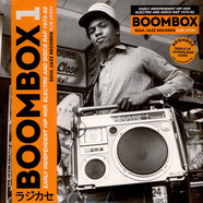 V.A. - Boombox 1 (Early Independent Hip Hop, Electro And Disco Rap 1979-82)