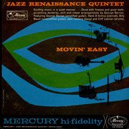 Jazz Renaissance Quintet - Movin' Easy