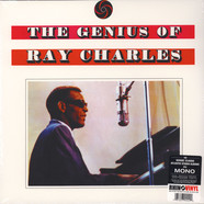 Ray Charles - The Genius Of Ray Charles (Mono)
