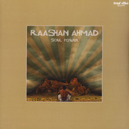 Raashan Ahmad - Soul Power White Vinyl Edition