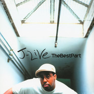 J-Live - The Best Part Red Vinyl Edition