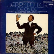 Jerry Butler - Ice On Ice