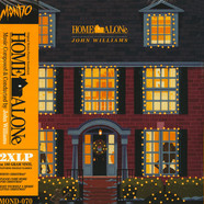 John Williams - Home Alone Red & Green Vinyl Edition