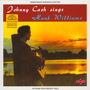 Johnny Cash - Sings Hank Williams & Other Favorite Tunes