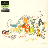 Crosby, Stills, Nash And Young - So Far White Vinyl Edition