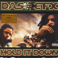 Das EFX - Hold It Down Coloured Vinyl Edition