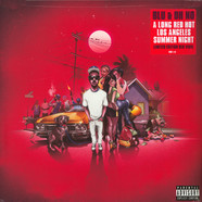 Blu & Oh No - A Long Red Hot Los Angeles Summer Night Red Vinyl Edition