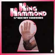 King Hammond - 21st Century Scorchers Deluxe Cutout Cover Edition