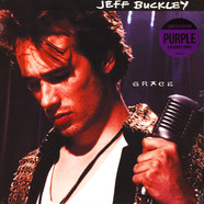 Jeff Buckley - Grace Limited Solid Gold & Purple Mixed Vinyl Edition