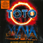 Toto - 40 Tours Around The Sun Limited Edition