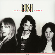 Rush - Live In St. Louis 1980