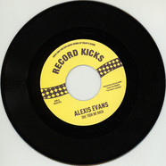 Alexis Evans - She Took Me Back / It's All Over Now