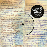 Marco Polo - Nostalgia Feat. Masta Ace Tour Only Black Vinyl Edition