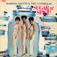 Martha Reeves & The Vandellas - Sugar 'n' Spice