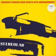 Stereolab - Transient Random Noise Clear Vinyl Edition