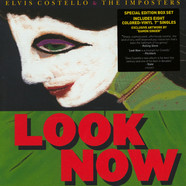 Elvis Costello & The Imposters - Look Now Limited V7 Box