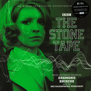 Desmond Briscoe / The BBC Radiophonic Workshop - The Stone Tape Fluorescent Green Vinyl Record Store Day 2019 Edition