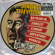 Lillingtons, The - Death By Television Picture Disc Record Store Day 2019 Edition