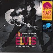 Elvis Presley - Live At The International Hotel, Las Vegas, Nv August 23, 1969 Record Store Day 2019 Edition