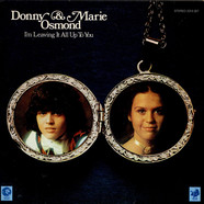 Donny & Marie Osmond - I'm Leaving It All Up To You