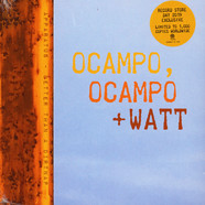 Ocampo, Ocampo + Watt - Apparatus / Better Than A Dirtnap Record Store Day 2019 Edition