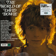 David Bowie - The World Of David Bowie (Stereo) Record Store Day 2019 Edition