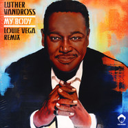 Luther Vandross - My Body Louie Vega Remixes Record Store Day 2019 Edition