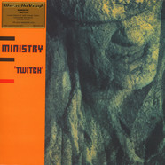Ministry - Twitch Coloured Vinyl Edition