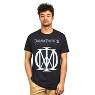Dream Theater - Distance Over Time Logo T-Shirt
