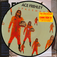 Ace Frehley - Spaceman Picture Disc Record Store Day 2019 Edition