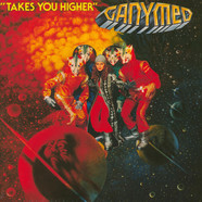 Ganymed - Takes You Higher Clear Vinyl Edition