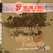 Rolling Stones, The - From The Vault: Sticky Fingers Live 2015
