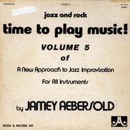 Jamey Aebersold - Time To Play Music! Jazz And Rock: Volume 5