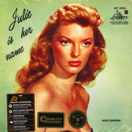 Julie London - Julie Is Her Name 200g, 45 Rmp Vinyl Edition
